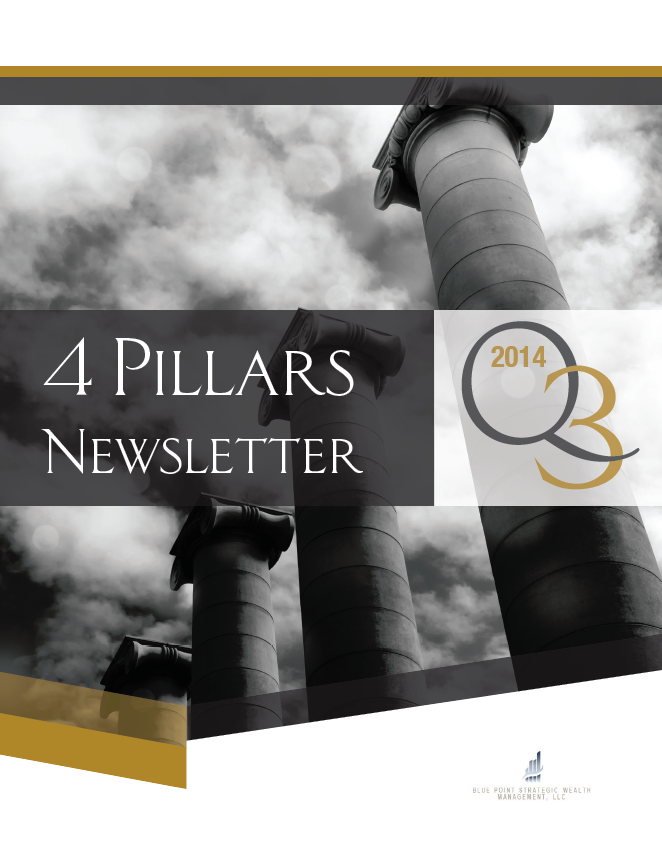 2014 Quarter 3 Newsletter